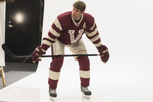 competitive price 3cd78 5823b Vancouver Canucks to honor Millionaires with patch, jerseys ...