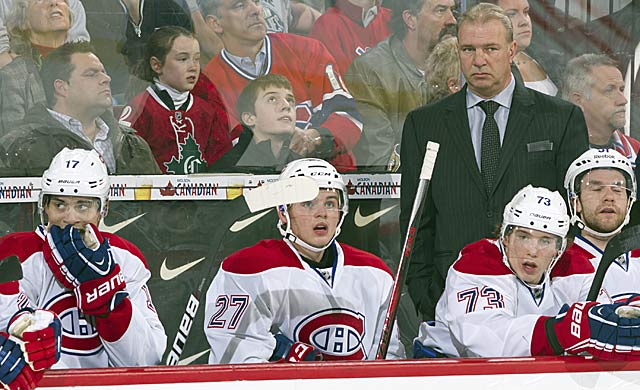 Michel Therrien has helped give the Canadiens a new look. (Getty Images)