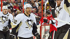 Penguins beat Senators