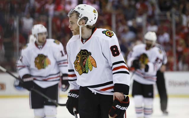 Chicago's offense has disappeared in the second round. (USATSI)