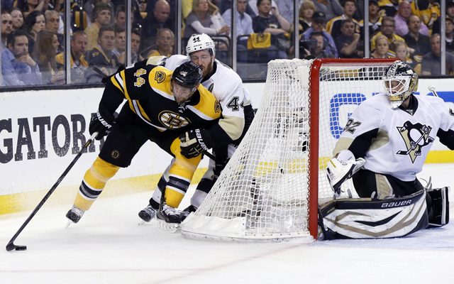 Pittsburgh did everything it could in Game 3. Except win. (USATSI)