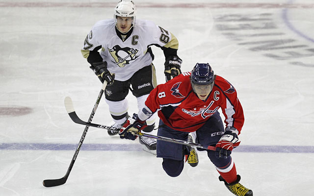 Sidney Crosby and Alex Ovechkin are favorites to be All-Stars every season. (USATSI)