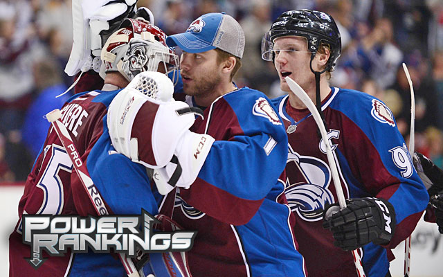 The Avalanche keep riding their goalies, even with distractions surrounding Semyon Varlamov (1). (USATSI)