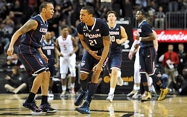 new arrivals 0e69c c69be Like usual, Shabazz Napier shows he's the key for UConn ...