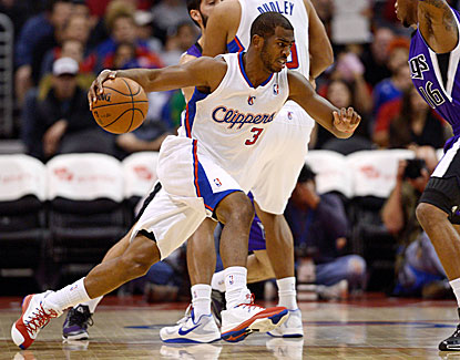 Chris Paul helps the Clippers prevent the upset loss, going for 22 points, six rebound and nine assists. (USATSI)