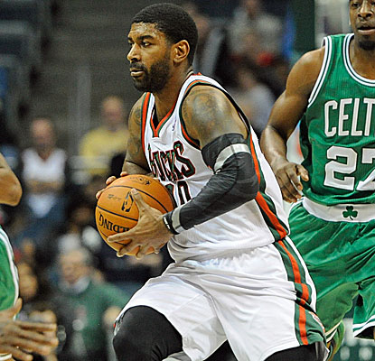 O.J. Mayo rebounded from a subpar game with 22 points for the Milwaukee Bucks, sinking the Celtics. (USATSI)