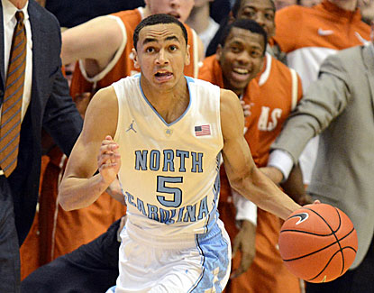 Marcus Paige does not score until well into the second half, but he eventually comes alive to save North Carolina. (USATSI)
