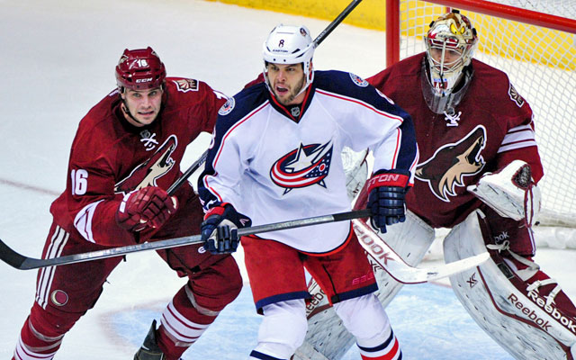 The Blue Jackets are 7-1-0 since Nathan Horton's return from injury. (USATSI)