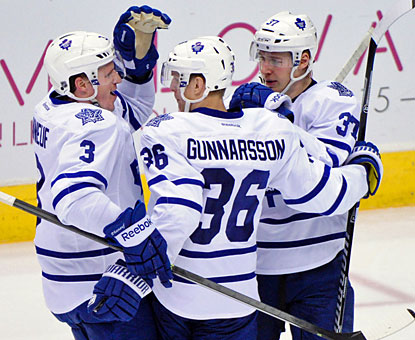 The surging Maple Leafs put together their first five-game winning streak in seven years. (USATSI)