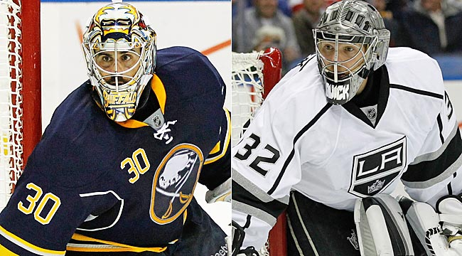 Sochi: Ryan Miller Or Jonathan Quick - Who Should Start For Team USA?