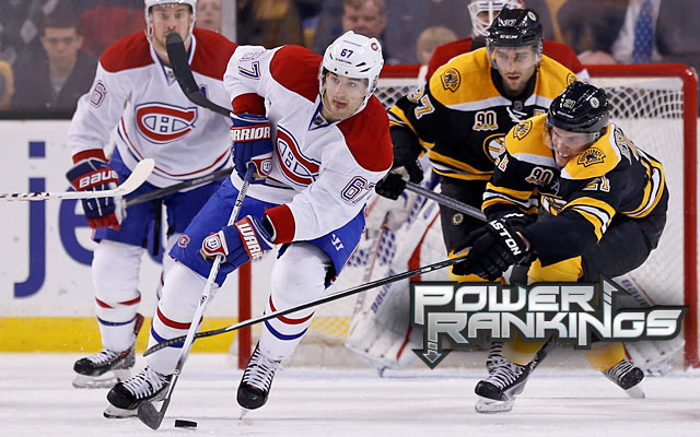 The Bruins have been exceptional except for a home beating from the rival Canadiens. (USATSI)