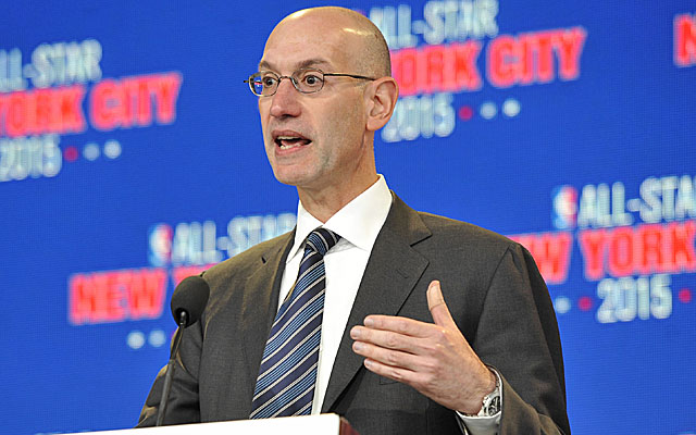 Adam Silver has no plans for expansion. (USATSI)