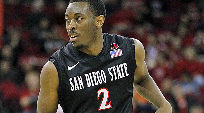No. 10 SDSU rallies to defeat New Mexico