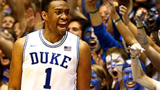 Bracketology: Duke rises