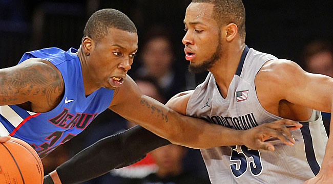Hoyas fall to DePaul, likely NIT-bound