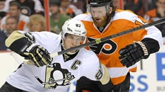 Follow: Flyers-Penguins