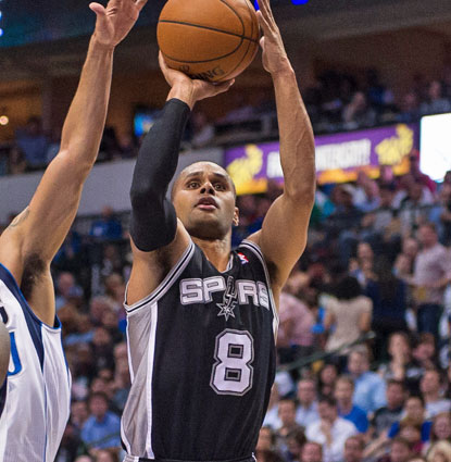 Patty Mills scores 26 points starting in place of San Antonio Spurs star point guard Tony Parker. (USATSI)