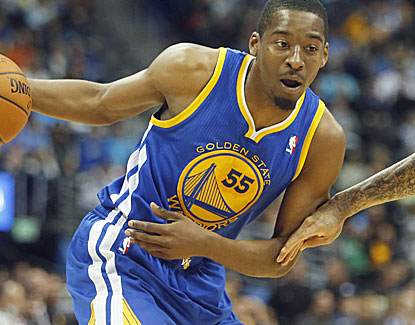 Jordan Crawford scores a career-high 41 points for the Warriors, who finish with 51 victories. (USATSI)