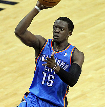 Reggie Jackson gives Oklahoma City a lift against the unforgiving Memphis defense, scoring 32 points off the bench. (USATSI)