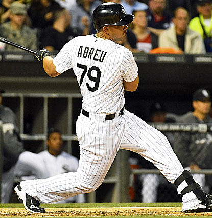 Jose Abreu keeps mashing, hitting his major league-leading 13th homer and also driving in two runs. (USATSI)