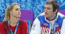 Maria Kirilenko, Alex Ovechkin (Getty Images)