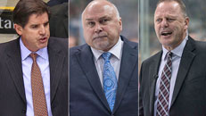 Peters: New NHL coaches