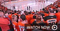 Flyers fans (USATSI)