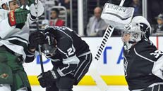 Kings beat Wild