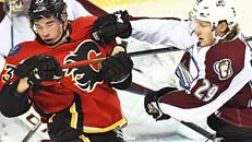 Peters: Flames fading