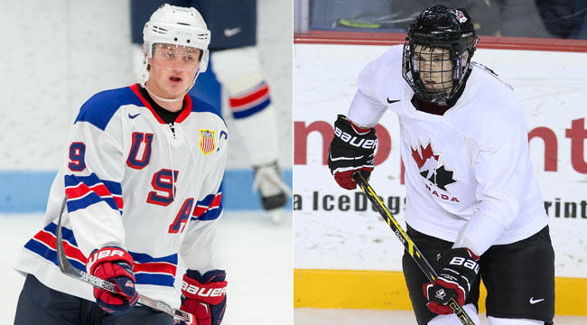 WJC: 2015 Tournament Preview - McDavid, Eichel Take Center Stage