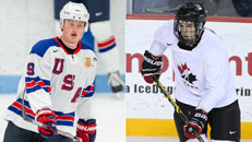 World Juniors begin