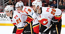 Flames players