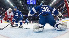 Live: Wings-Lightning, Game 2