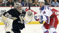 LIVE: Rangers-Pens, Game 3