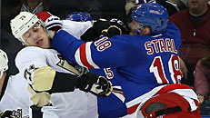 Live: Pens-Rangers, Game 5