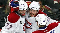Canadiens eliminate Senators