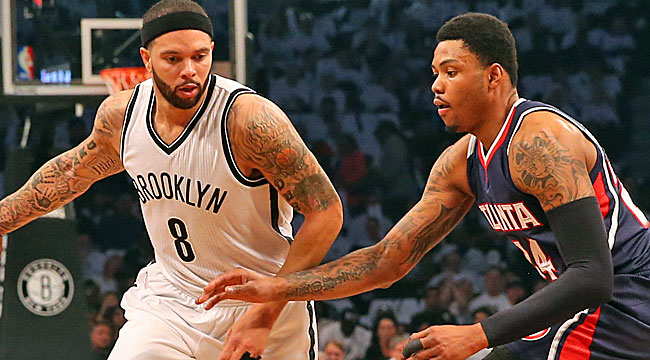 Williams leads Nets to Game 4 OT win over ATL