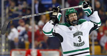 North Dakota hockey (USATSI)