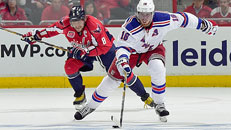 LIVE: Rangers at Capitals