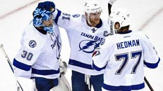 Bolts take down Rangers