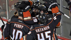 Ducks take pivotal Game 5 in OT