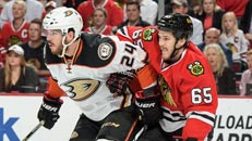 LIVE: Ducks at Blackhawks