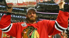 Blackhawks ship Saad