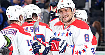 Alex Ovechkin (Getty Images)