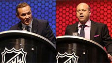 Five best NHL GMs