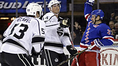 LIVE: Kings-Rangers (OT)