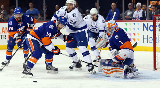 LIVE: Lightning-Isles, Game 3