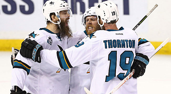 Sharks takes series lead