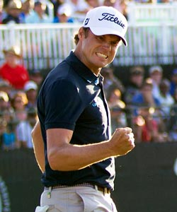 Nick Watney captures his third PGA Tour victory, and a World Golf Championship, with his win at Doral. (US Presswire)