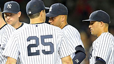 Heyman: Yanks' season over